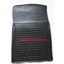 Коврики в салон для Hyundai Ioniq hybrid 2016-, резиновые (AVTO-Gumm)