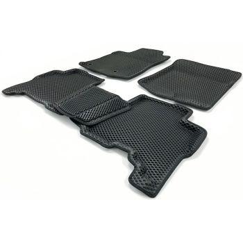 Коврики в салон 3d EVA для Lexus GX 460 '13-, черные (Seintex)