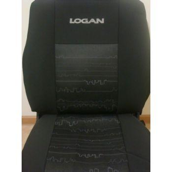 Авточехлы для салона Dacia Logan '04-12 (Элегант)