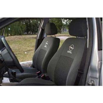 Авточехлы для салона Opel Astra K '15-, (Элегант)