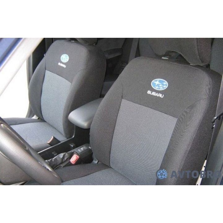 Авточехлы для салона Subaru Outback '09-14 (Элегант)