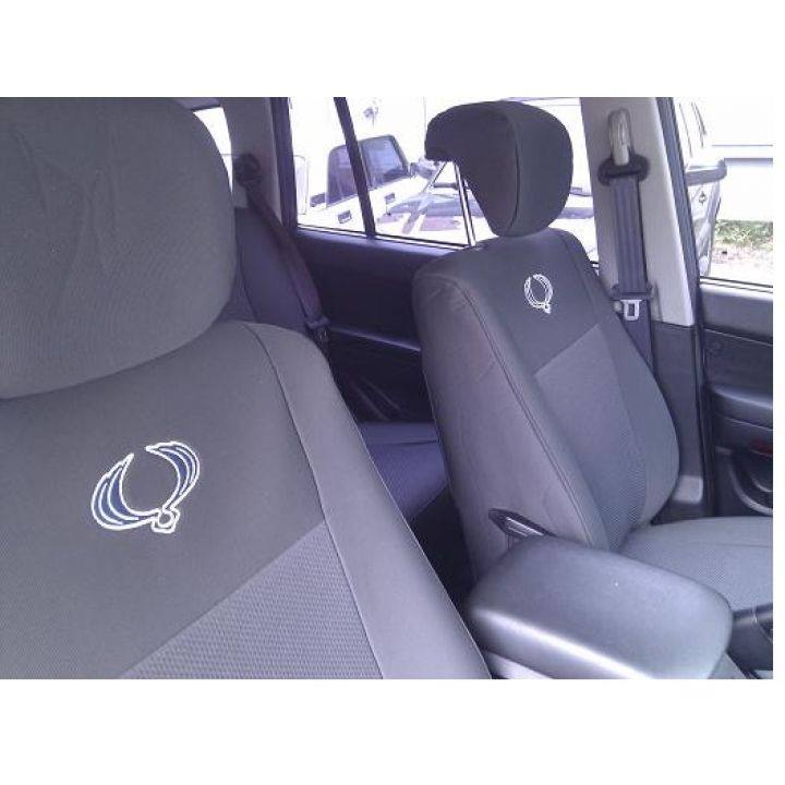 Авточехлы для салона SsangYong Rexton III '13- (Элегант)