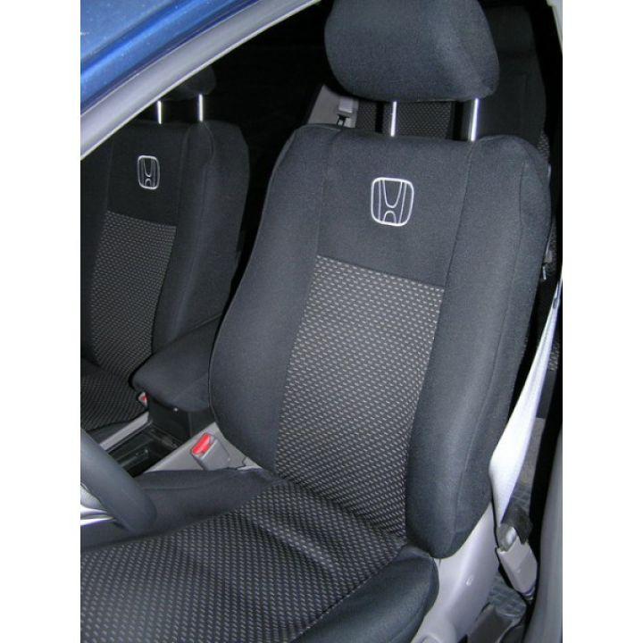 Авточехлы для салона Honda FR-V '04-09 (Элегант)