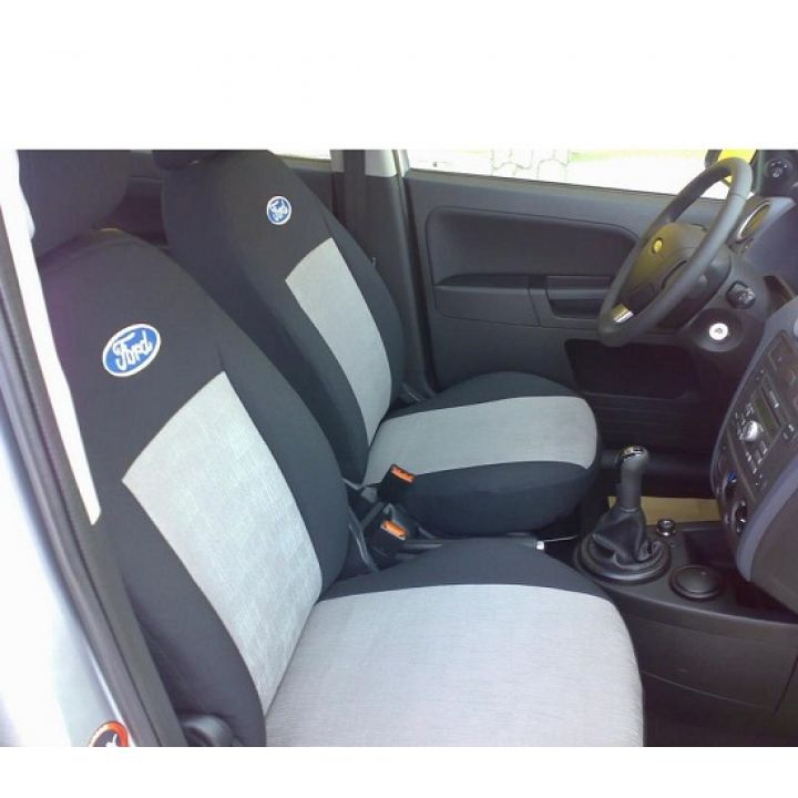 Авточехлы для салона Ford Kuga '16- (Элегант)