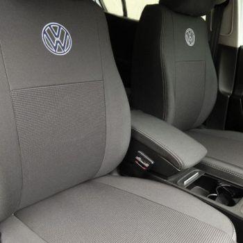 Авточехлы для салона Volkswagen Amarok '10- (Элегант)
