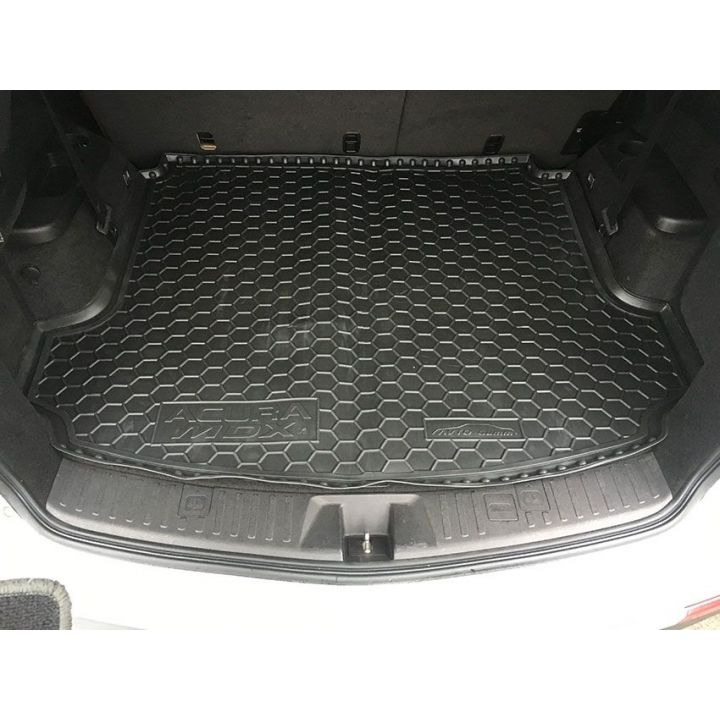 Коврик в багажник для Acura MDX 2006-, полиуретановый (AVTO-Gumm)
