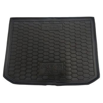 Коврик в багажник для Audi A3 Sportback 2012-, полиуретановый (AVTO-Gumm)