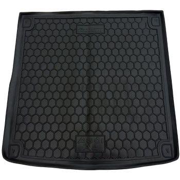 Коврик в багажник для Audi A4 (B8) 2008- универсал, полиуретановый (AVTO-Gumm)