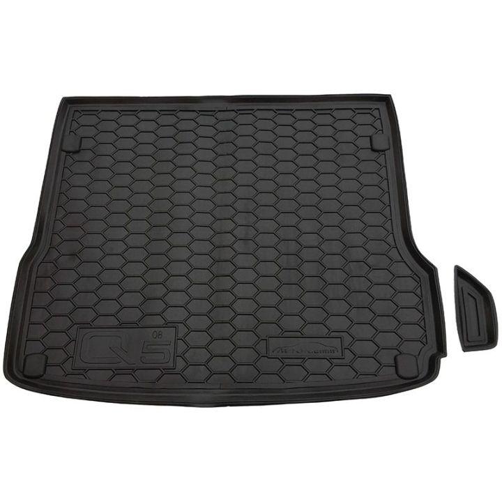 Коврик в багажник для Audi Q5 2009-, полиуретановый (AVTO-Gumm)