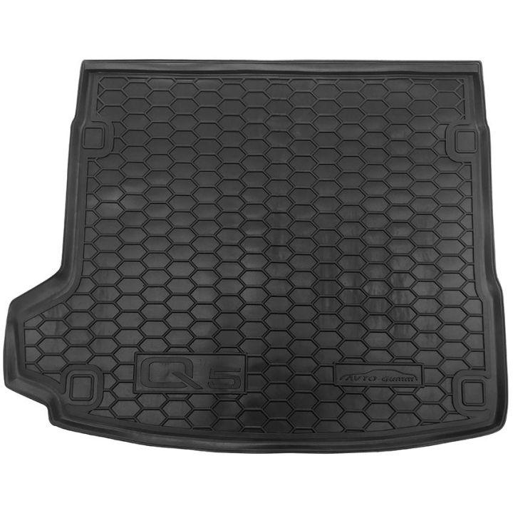 Коврик в багажник для Audi Q5 2017-, полиуретановый (AVTO-Gumm)