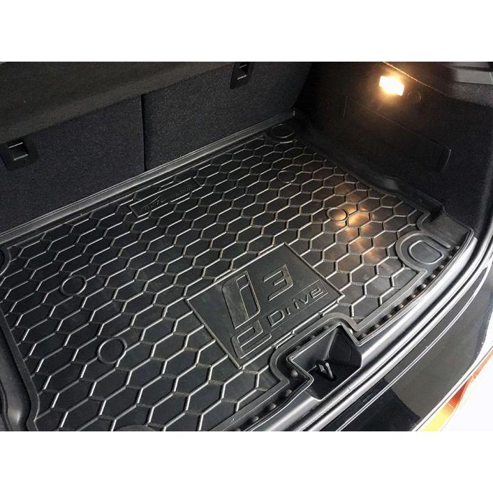 Коврик в багажник для BMW i3 '13-, полиуретановый (AVTO-Gumm)