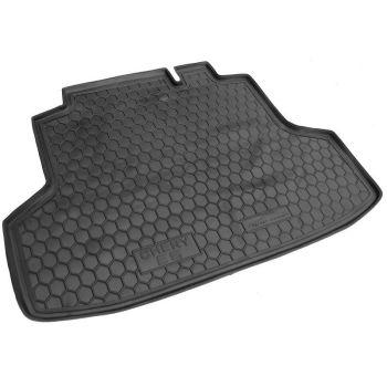 Коврик в багажник для Chery E5 '12-, полиуретановый (AVTO-Gumm)