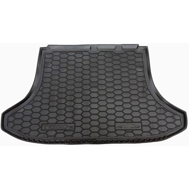 Коврик в багажник для Chery Tiggo 3 2016-, полиуретановый (AVTO-Gumm)