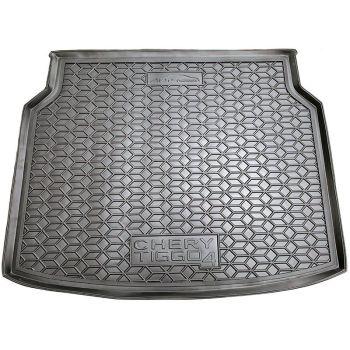 Коврик в багажник для Chery Tiggo 4 2018-, полиуретановый (AVTO-Gumm)