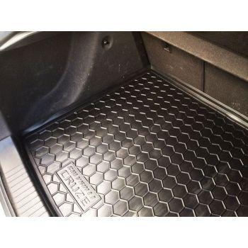 Коврик в багажник для Chevrolet Cruze '09-16 хетчбэк, полиуретановый (AVTO-Gumm)