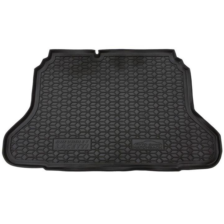 Коврик в багажник для Chevrolet Lacetti '03-12 хетчбэк, полиуретановый (AVTO-Gumm)