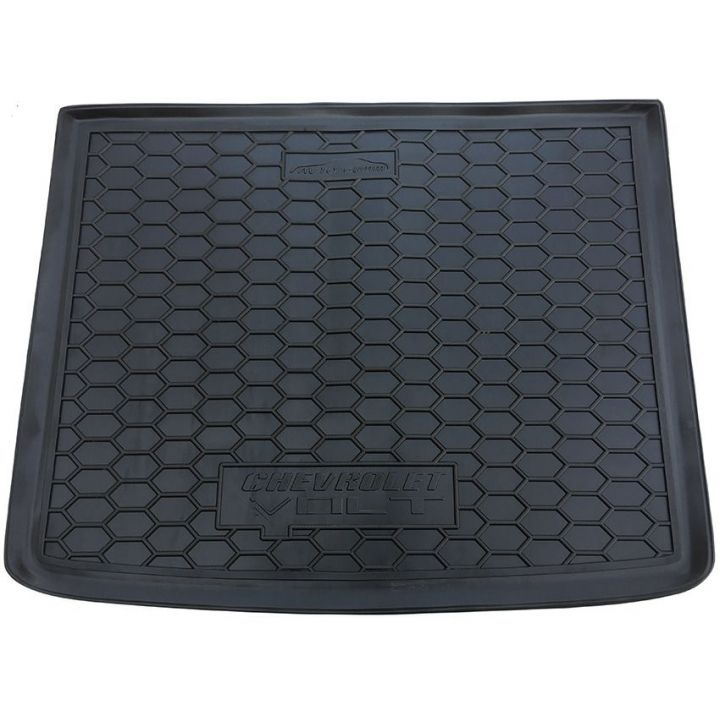 Коврик в багажник для Chevrolet Volt 2011-, полиуретановый (AVTO-Gumm)