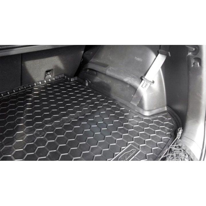 Коврик в багажник для Chevrolet Orlando '11- (7мест), полиуретановый (AVTO-Gumm)