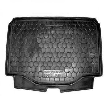 Коврик в багажник для Chevrolet Tracker 2013-, полиуретановый (AVTO-Gumm)
