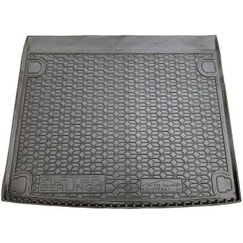 Коврик в багажник для Citroen Berlingo '19-, корот. база, полиуретановый (AVTO-Gumm)