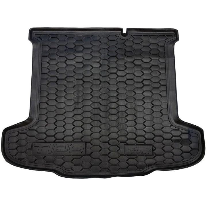 Коврик в багажник для Fiat Tipo 2016-, седан, полиуретановый (AVTO-Gumm)