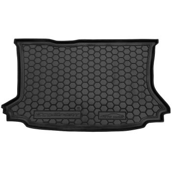 Коврик в багажник для Ford EcoSport 2015-, полиуретановый (AVTO-Gumm)