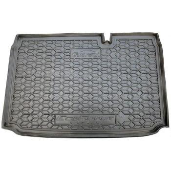Коврик в багажник для Ford EcoSport 2015- USA нижняя полка, полиуретановый (AVTO-Gumm)