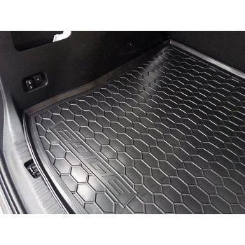 Коврик в багажник для Ford Edge 2016-, полиуретановый (AVTO-Gumm)