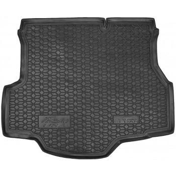 Коврик в багажник для Ford Fiesta 2010-, USA, полиуретановый (AVTO-Gumm)