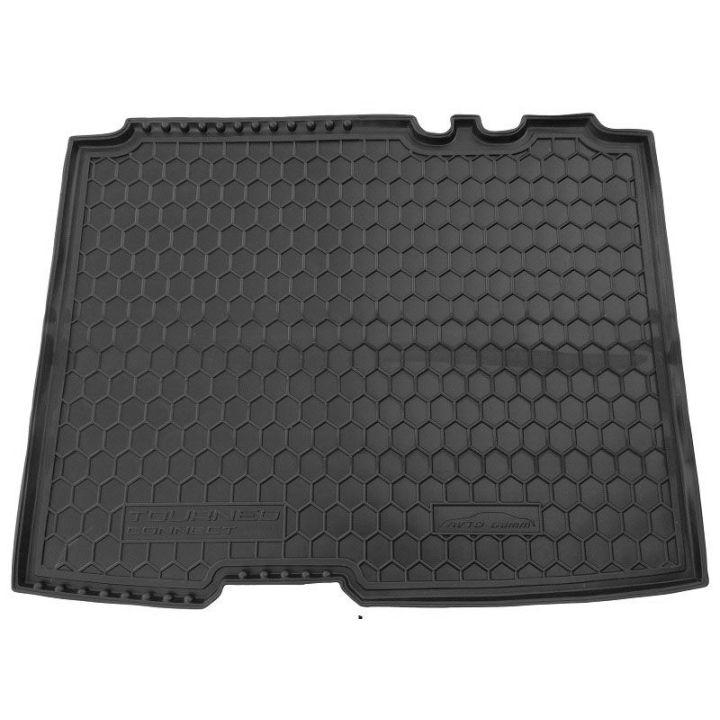 Коврик в багажник для Ford Tourneo Connect '13- (короткая база), полиуретановый (AVTO-Gumm)