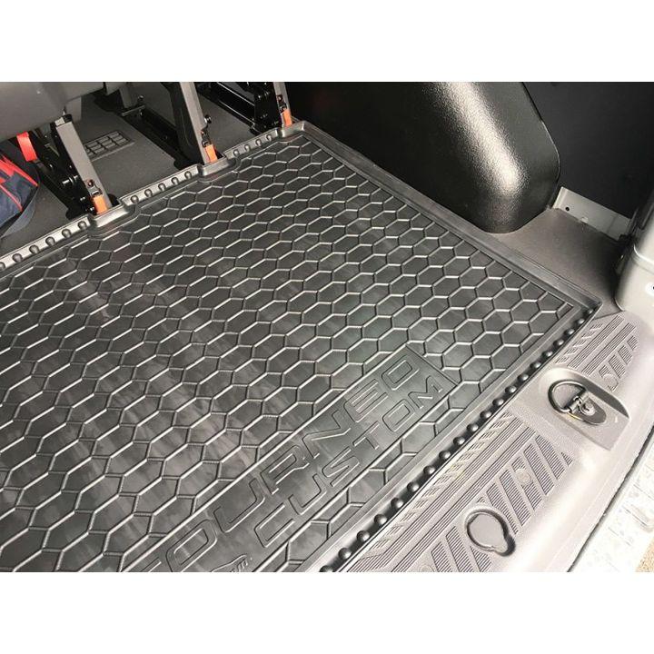 Коврик в багажник для Ford Tourneo Custom '13-, полиуретановый (AVTO-Gumm)