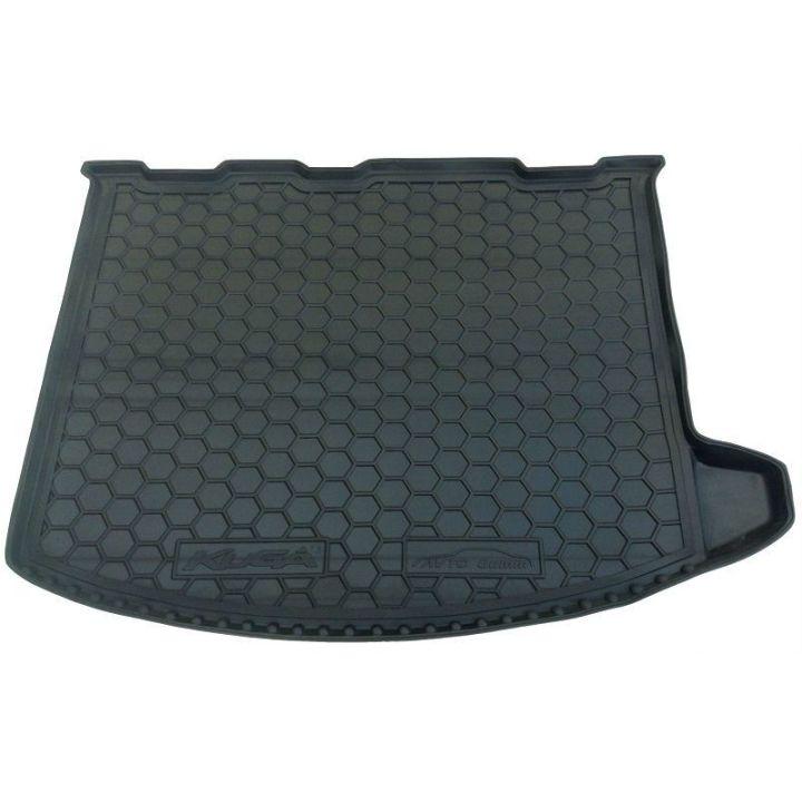 Коврик в багажник для Ford Kuga 2013-, полиуретановый (AVTO-Gumm)