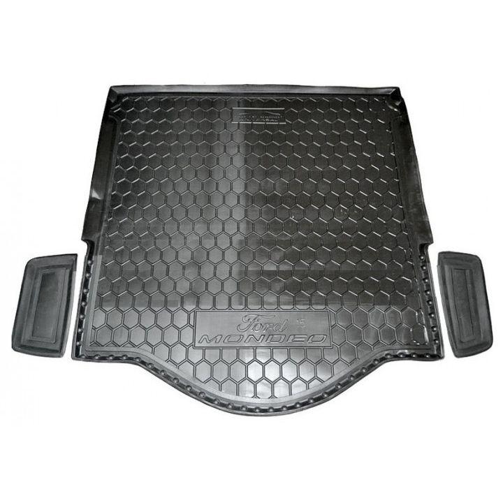 Коврик в багажник для Ford Mondeo V '15- универсал, полиуретановый (AVTO-Gumm)