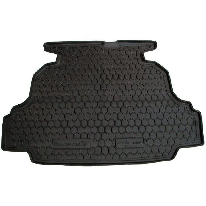 Коврик в багажник для Geely Emgrand EC-7 '11- седан, полиуретановый (AVTO-Gumm)