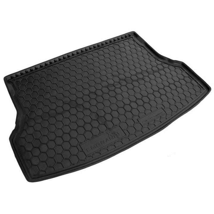 Коврик в багажник для Geely Emgrand X7 '13-, полиуретановый (AVTO-Gumm)