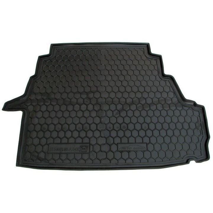 Коврик в багажник для Geely Emgrand 8 '11-, полиуретановый (AVTO-Gumm)