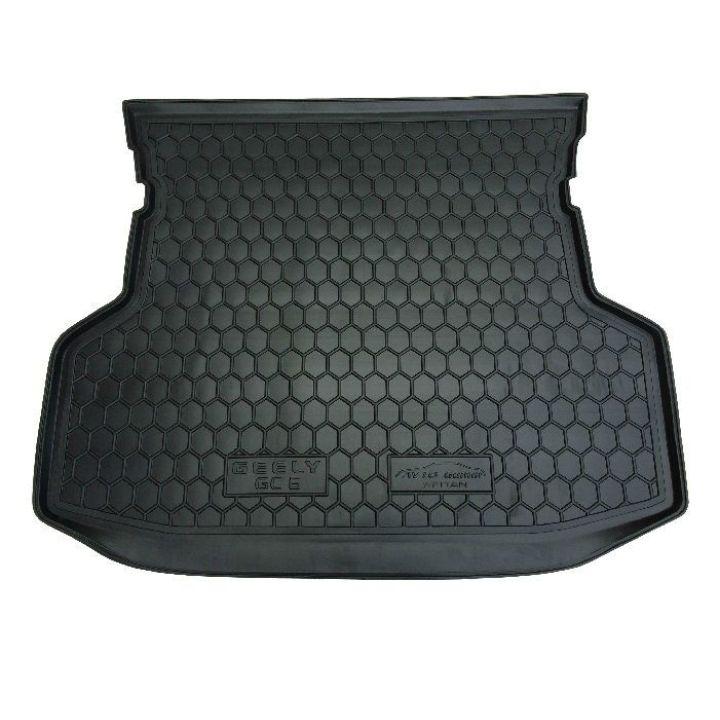 Коврик в багажник для Geely GC6 '14-, полиуретановый (AVTO-Gumm)