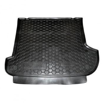 Коврик в багажник для Great Wall Hover / H3 / H5 '05-, полиуретановый (AVTO-Gumm)