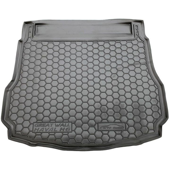 Коврик в багажник для Great Wall Hover / Haval H6 '12-, полиуретановый (AVTO-Gumm)