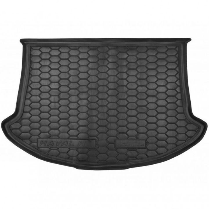 Коврик в багажник для Great Wall Haval H9 '15-, 7 мест, полиуретановый (AVTO-Gumm)