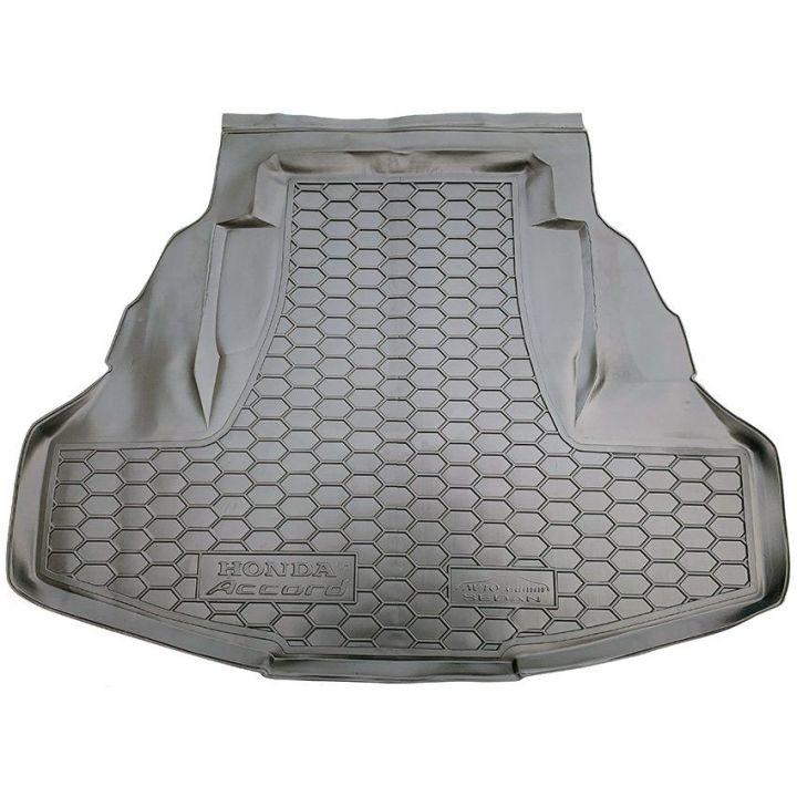 Коврик в багажник для Honda Accord 2008- седан, полиуретановый (AVTO-Gumm)