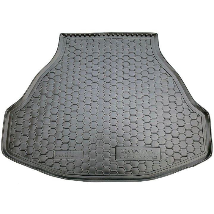 Коврик в багажник для Honda Accord 2013- седан, полиуретановый (AVTO-Gumm)