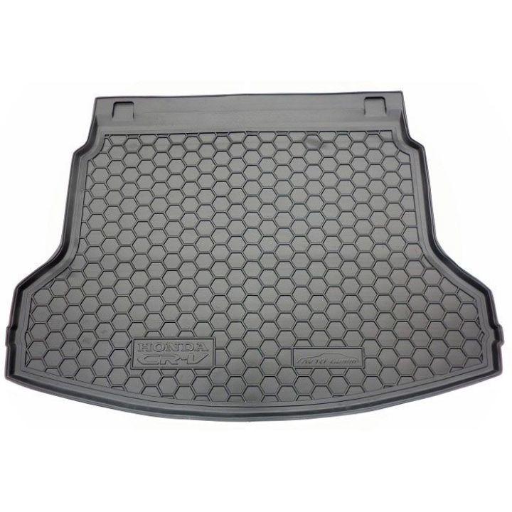 Коврик в багажник для Honda CR-V 2012-, полиуретановый (AVTO-Gumm)