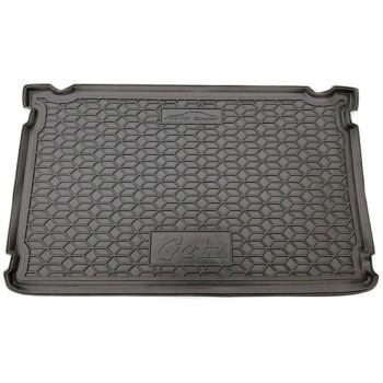 Коврик в багажник для Hyundai Getz '02-11, полиуретановый (AVTO-Gumm)