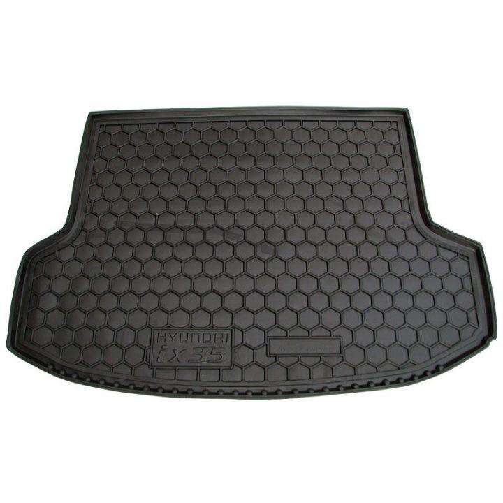 Коврик в багажник для Hyundai ix-35 '10-15, полиуретановый (AVTO-Gumm)