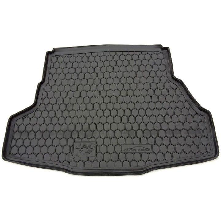 Коврик в багажник для JAC J5 '09-, полиуретановый (AVTO-Gumm)