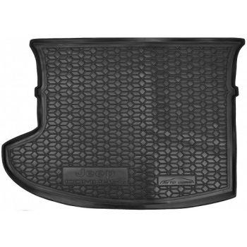 Коврик в багажник для Jeep Compass '06-16, полиуретановый (AVTO-Gumm)