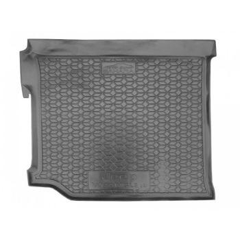 Коврик в багажник для Jeep Wrangler '17- 4D, полиуретановый (AVTO-Gumm)