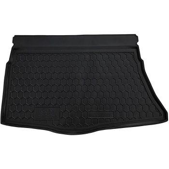 Коврик в багажник для Kia Cee'd 2012- хетчбэк, полиуретановый (AVTO-Gumm)