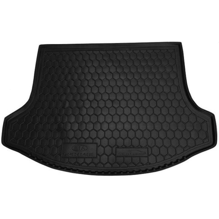Коврик в багажник для Kia Sportage lll 2010-, полиуретановый (AVTO-Gumm)